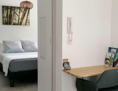 Coin bureau et chambre