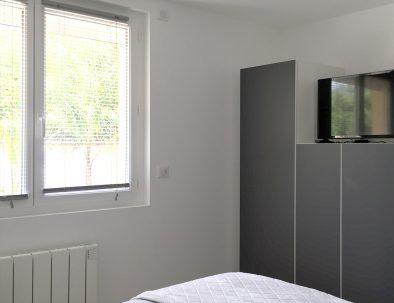 Chambre appartement 2 pièces