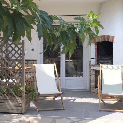Salon de jardin appartement 2 pièces